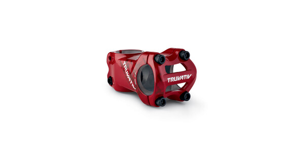 Truvativ Holzfeller - Potence Downhill - Ø31,8mm rouge